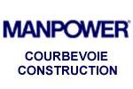 Annonce Secrétaires Btp de Manpower Construction - réf.414055720